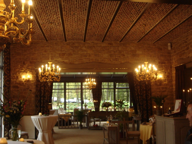 Salle à manger restaurant