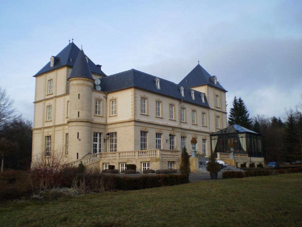 Château Arriéré et côte droit