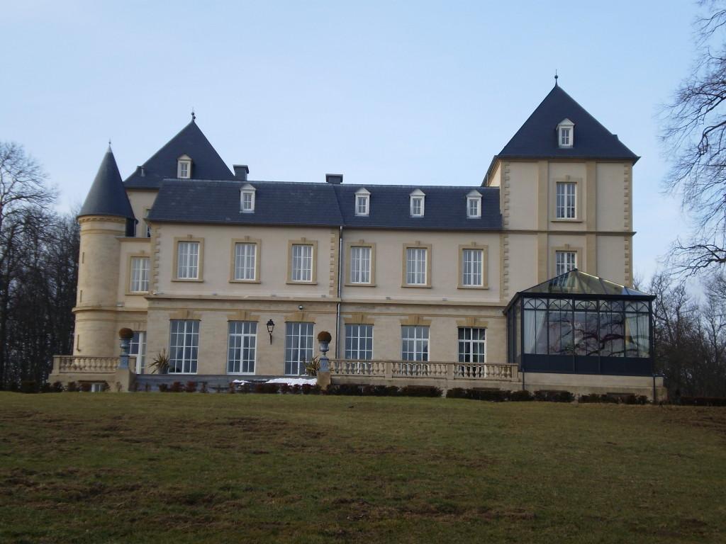 Château arriéré