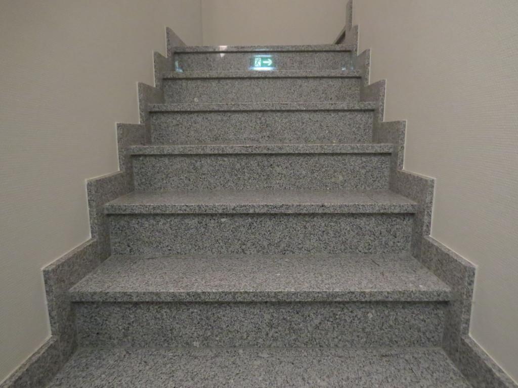 Cage Escalier en granit