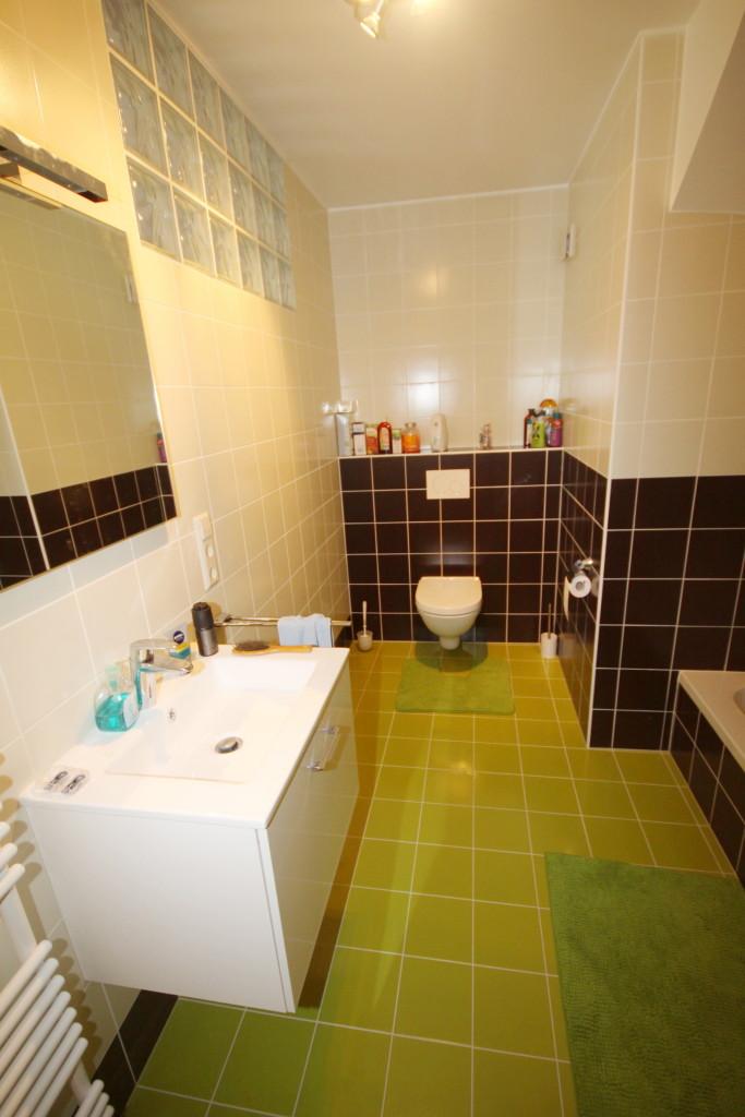 Carrelage 20x20 salle de bains - Duplex