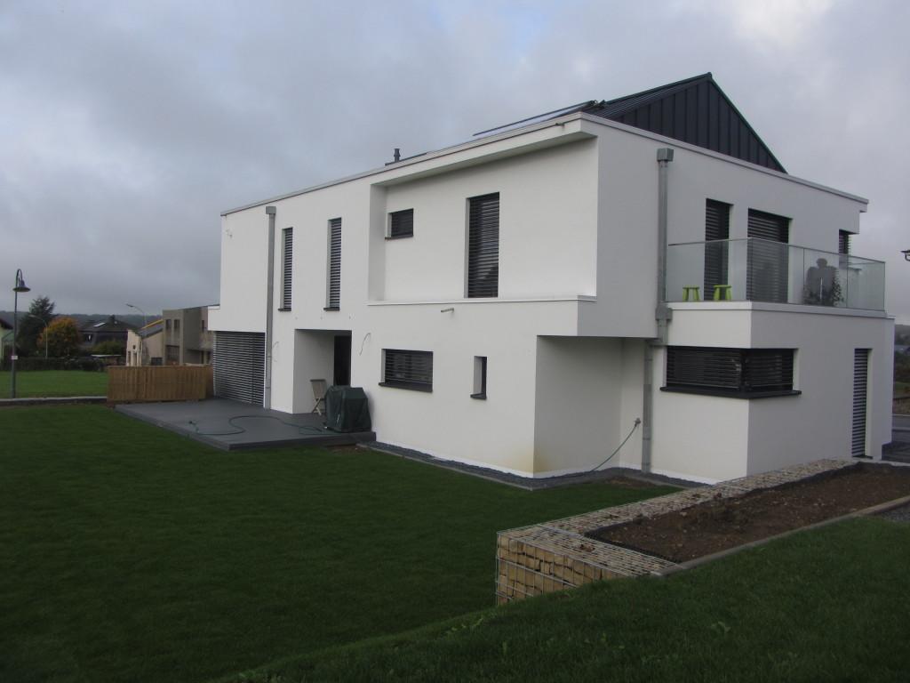 Nospelt - Maison moderne - Cortolezzis A. - Cortolezzis A.