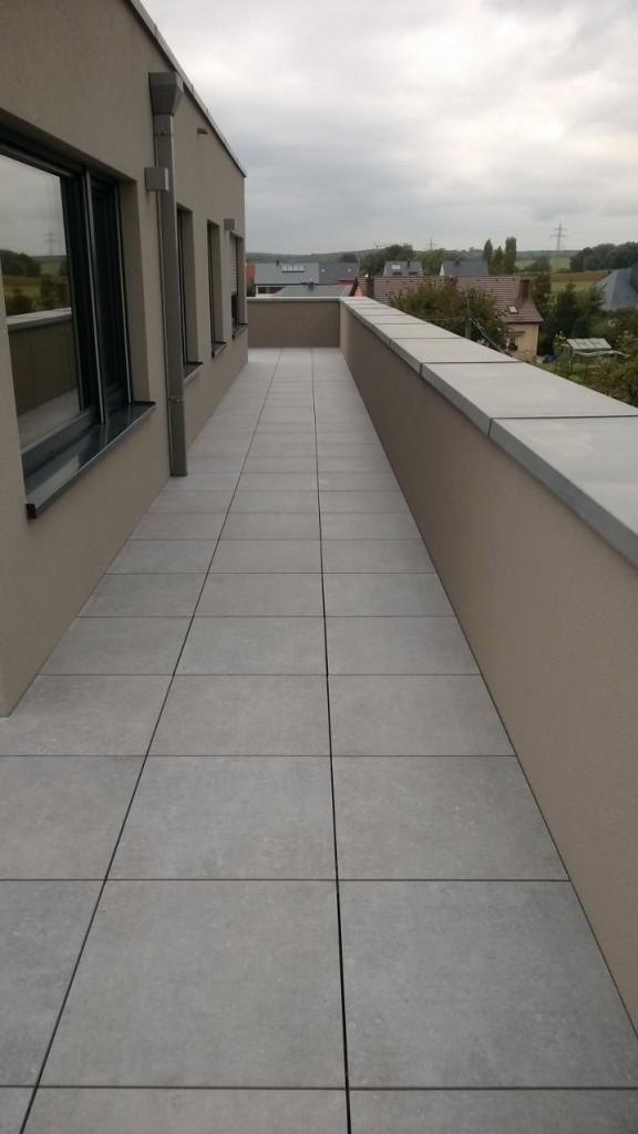 Terrasse sur le toit 2